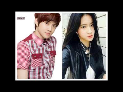 Exo look a like Girl version
