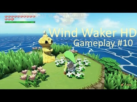 WIND WAKER HD #10: On the Road to Northern Triangle Island