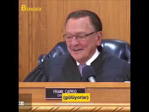 Yargıç Frank Caprio Ve Mahkeme Salonunu Kahkahaya Boğan Bir Dava.