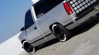 1990 chevrolet c1500 (silverado) custom lowered
