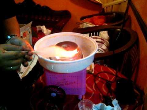 Diy Candy Floss Maker Youtube