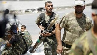 أخبار عربية - المعارضة السورية المسلحة تطرد #داعش من منطقة حوش حماد بريف درعا