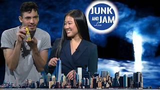 Actress, Singer & Writer Sara States - Show Intro | Junk and Jam Live