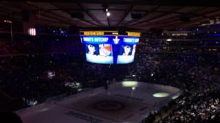 New York Rangers Welcome to RANGERSTOWN 2015 Video
