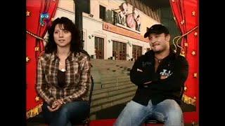 Карина и Артур Багдасаровы, артисты цирка, дрессировщики хищных животных