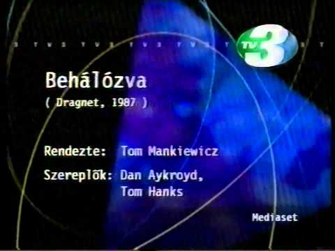 TV3 Film vége arculat - 1998 - 50 fps