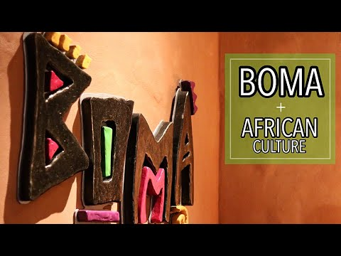Boma For Breakfast & African Names | Oct '17 Disney Vlogs | Disney At Heart