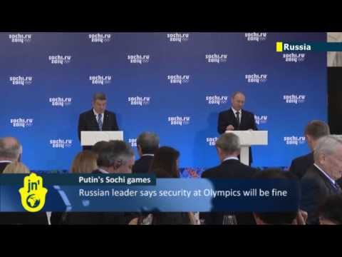 Sochi Winter Olympics: Russian President Vladimir Putin confident of great Olympic legacy