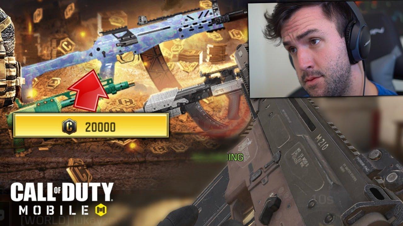 COD MOBILE SEASON 8 IS HERE! NEW GUN + ATTACHMENTS! !TROVO