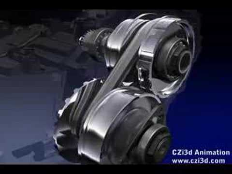 Dodge Cvt Animation Youtube