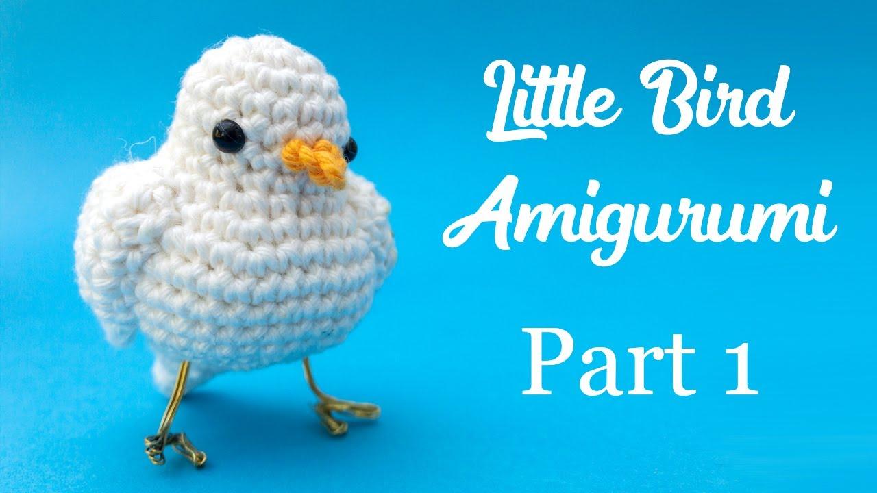 Amigurumi Bird Sparrow Free Pattern - Örgü Modelleri | 720x1280