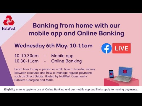 Banking From Home With Our Mobile App And Online Banking