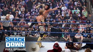 WWE SmackDown Full Episode, 16 July 2021