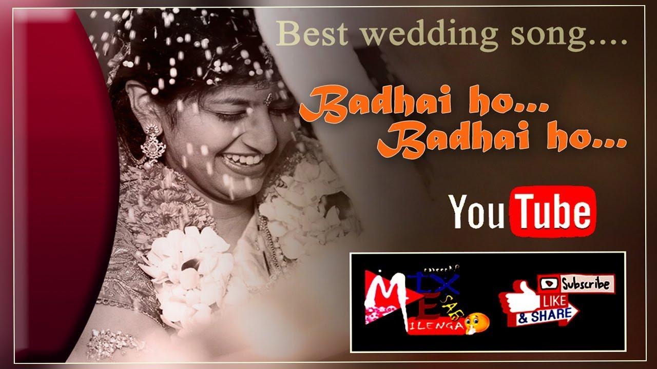 Badhai Ho II Rajasthan Wedding Song Aao Re Sakhi Aapa Gaava Badhava