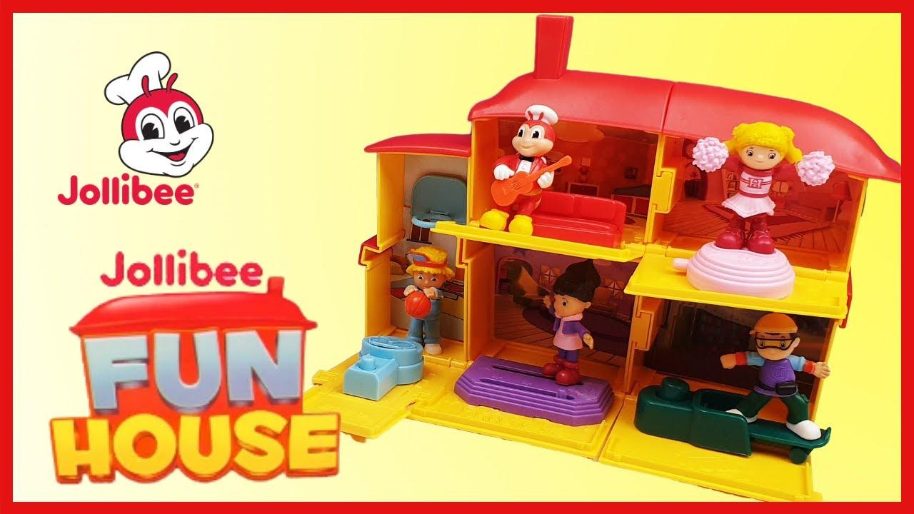 Unboxing November 2019 Jollibee Fun House Kiddie Meal