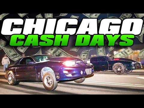 CHITOWN Cash Days MOVIE - $9000 Street Race
