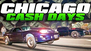 CHITOWN Cash Days MOVIE - $9000 Street Race