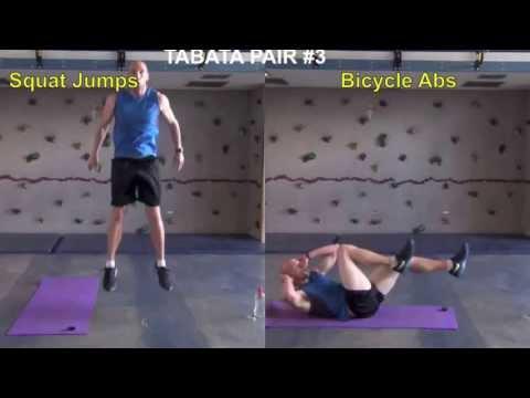 SickFit: Fit In 15 Tabata Insane Bodyweight Tabata Workout #1