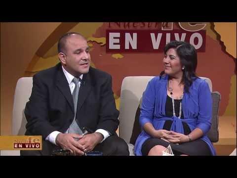 Nuestra Fe en vivo - 2013-09-02 - Carlos Canseco y Elsy Acatitla