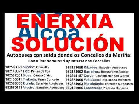"El comité de Alcoa en San Cibrao llama a movilizarse en Lugo: ""Axúdanos a defender o noso"""