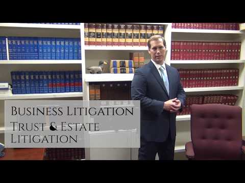 Top Attorney for Florida Business Lawsuits
