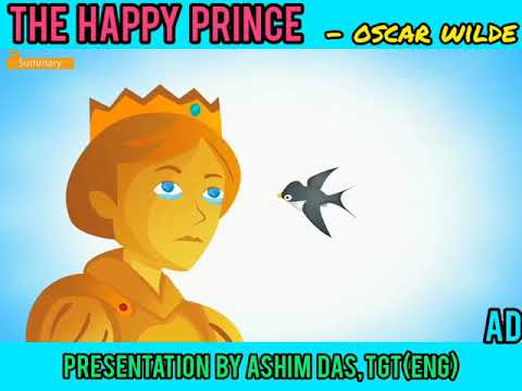 Download The Happy Prince By Oscar Wilde - (Moments - IX)
