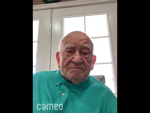 Words of Encouragement from Ed Asner