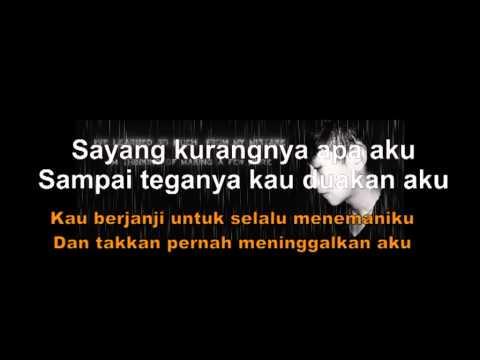 Sticker Band - Sampai Hati (+Lyrics)