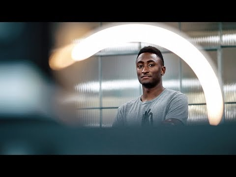 Getting schooled by MKBHD
