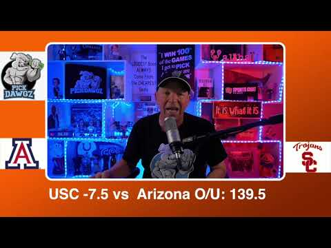 USC vs Arizona 2/20/21 Free College Basketball Pick and Prediction CBB Betting Tips