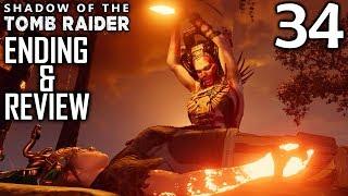 Shadow Of The Tomb Raider Walkthrough Part 34 - Lara