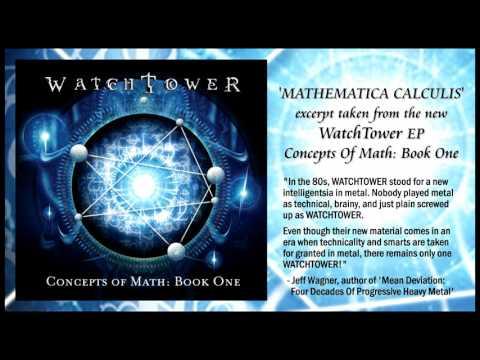 WATCHTOWER - Mathematica Calculis (Teaser)