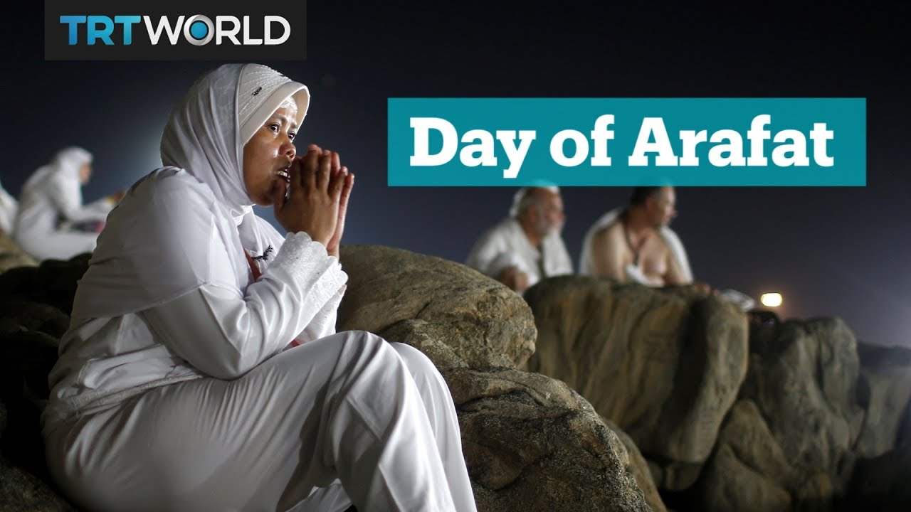 Day Of Arafat Youtube