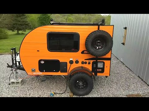 Repeat Sunray 109 offroad camper (my favorite upgrades yet) by