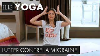 Le yoga contre la migraine┃ELLE Yoga