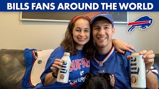 Bills Mafia Is Everywhere! | Buffalo Bills