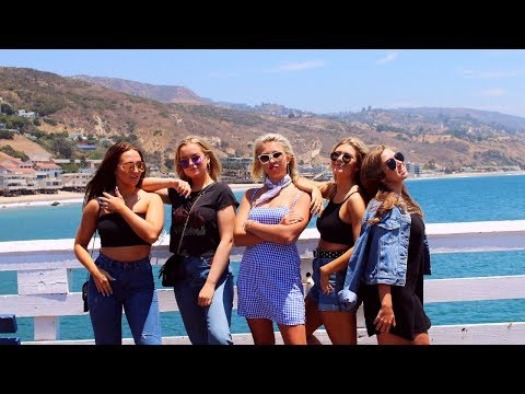 Girls Day in Malibu