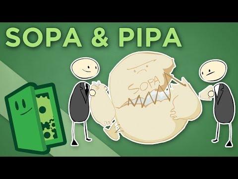 SOPA and PIPA
