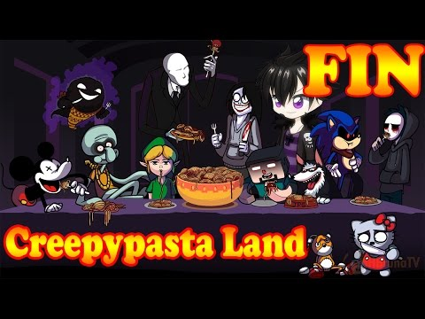 Creepypasta Land en Español GRAN FINAL: !! CREEPY  ATTACK ¡¡