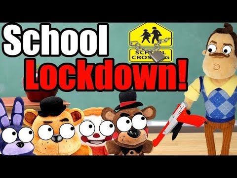 FNAF Plush - School Lockdown!