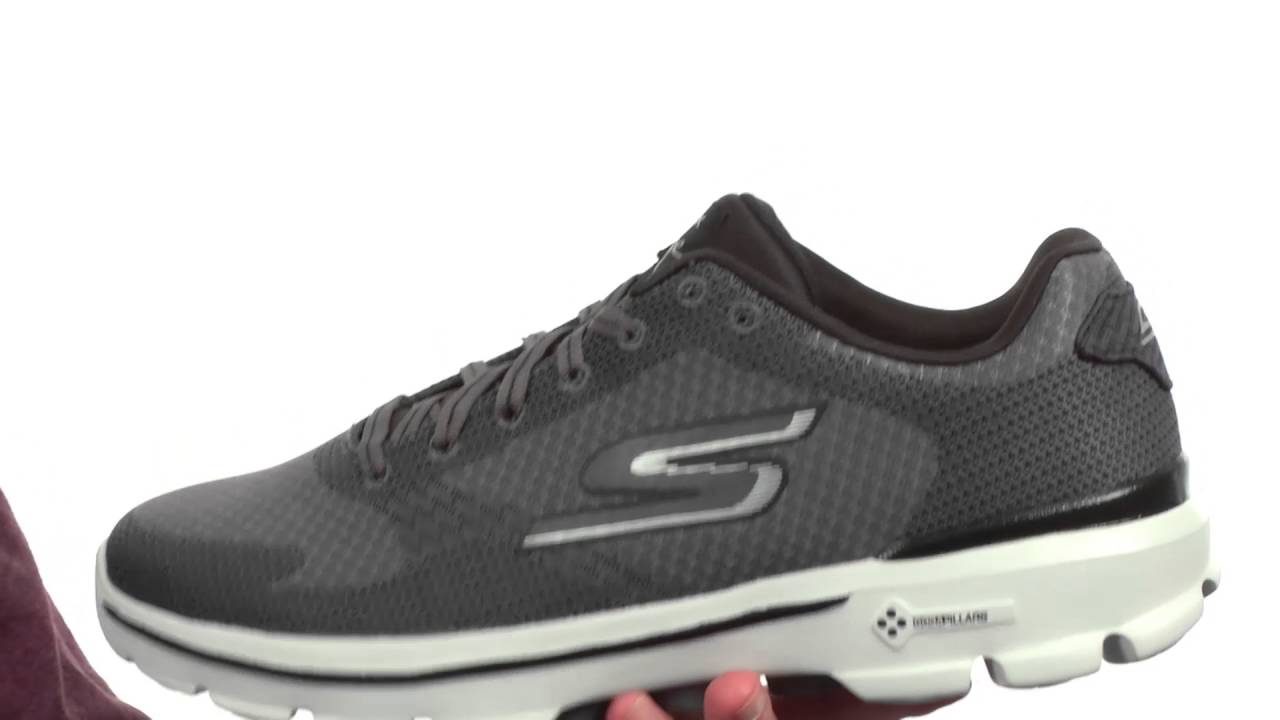 22fd6a608108 SKECHERS Performance Go Walk 3 Solar SKU 8657662 - YouTube