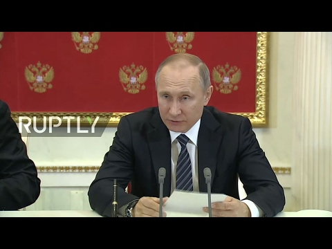 LIVE: Putin and Slovenian President Pahor hold joint press conference