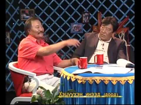 Inner Mongolia TV Program 39