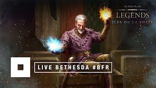 Bethesda France joue en live : The Elder Scrolls : Legends