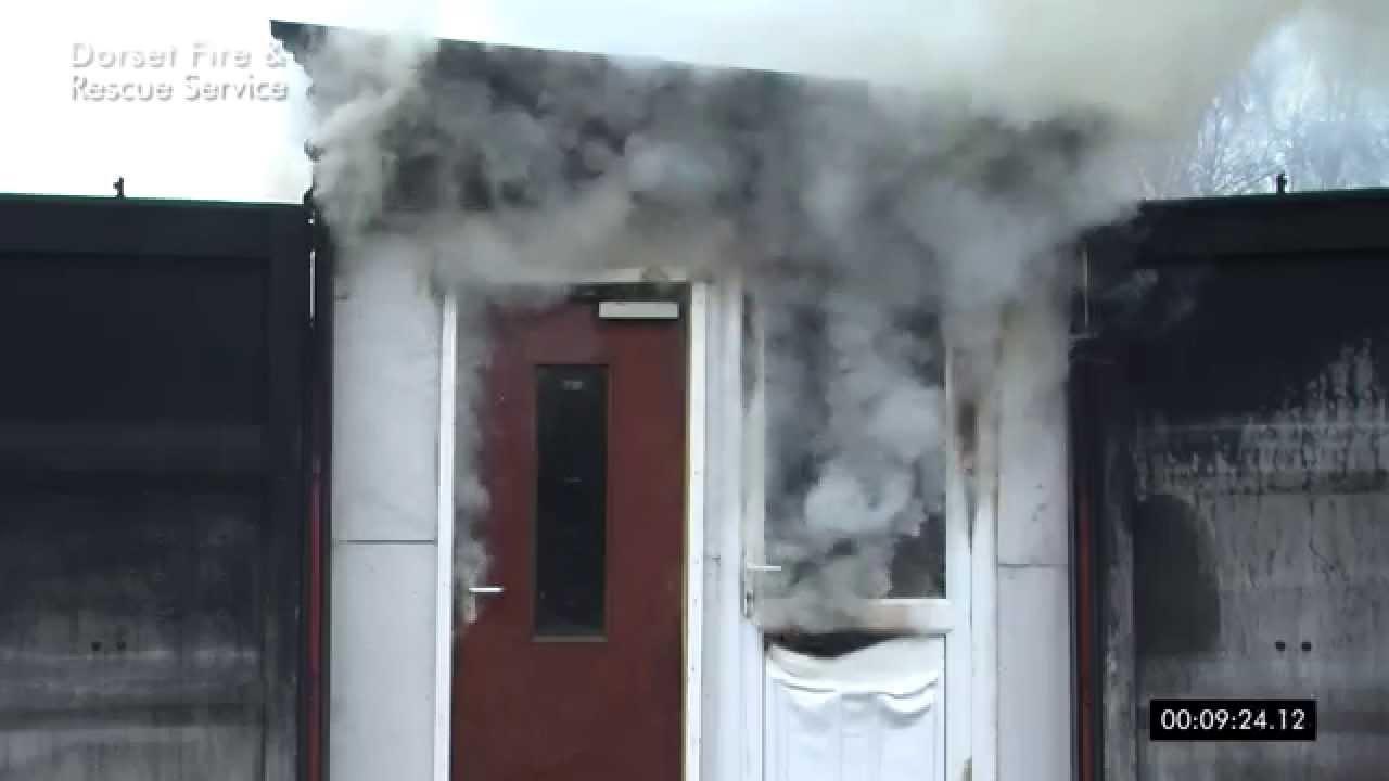 Fire Door Vs Upvc Door Youtube