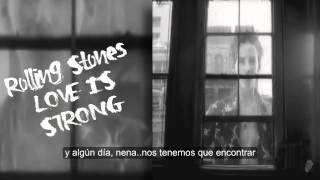 The Rolling Stones Love Is Strong Letra En Españ