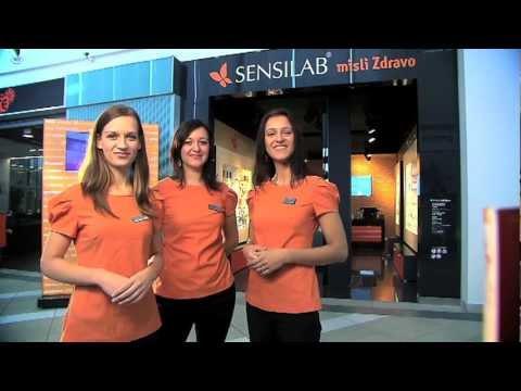 Sensilab, misli Zdravo - YouTube