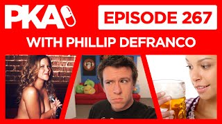 Repeat youtube video PKA 267 - PhillyD Pees in Drink Story, Amy Schumer Joke Thief, Trump Skips Debates