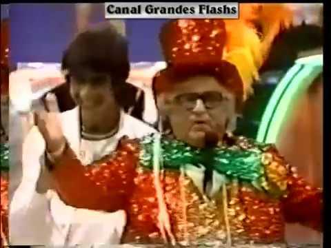 Fagner - Fanatismo  No Chacrinha Em 1982.