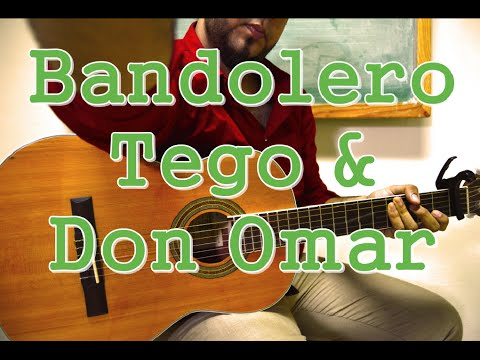 Chords for Como Tocar El Intro De Los Bandoleros En Guitarra
